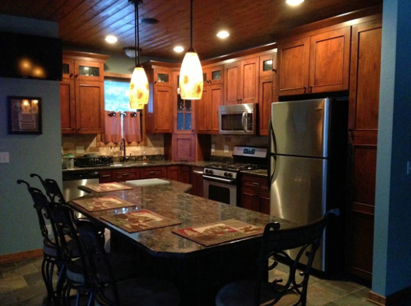 Se Wisconsin Kitchen Remodel Simple Solutions Grading
