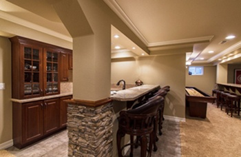 Basement Remodels milwaukee basement remodeling | basement finishing waukesha